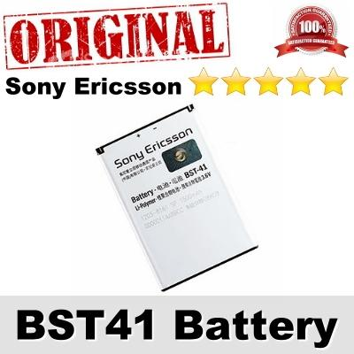 Original Sony Ericsson BST41 BST-41 Xperia Neo L Battery 1Y WARRANTY