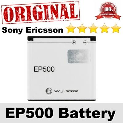 Original Sony Ericsson WT19 WT19a EP500 Battery 1Year WARRANTY