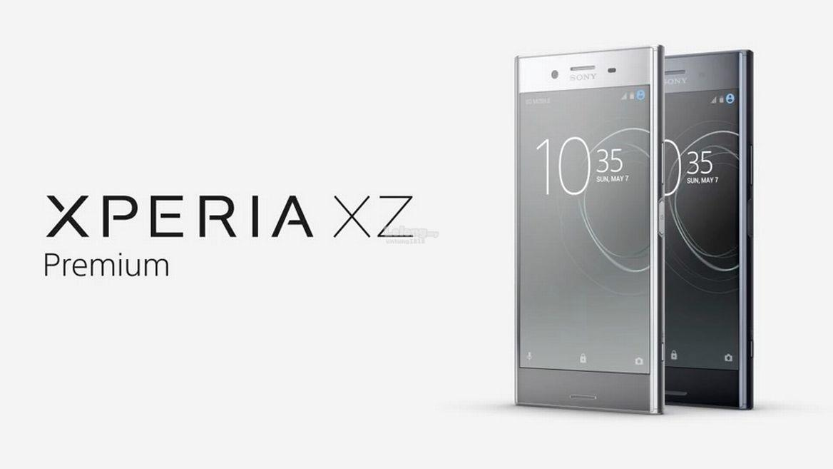 (ORIGINAL) SONY WARRANTY Sony Xperia XZ Premium G8142 4K Display
