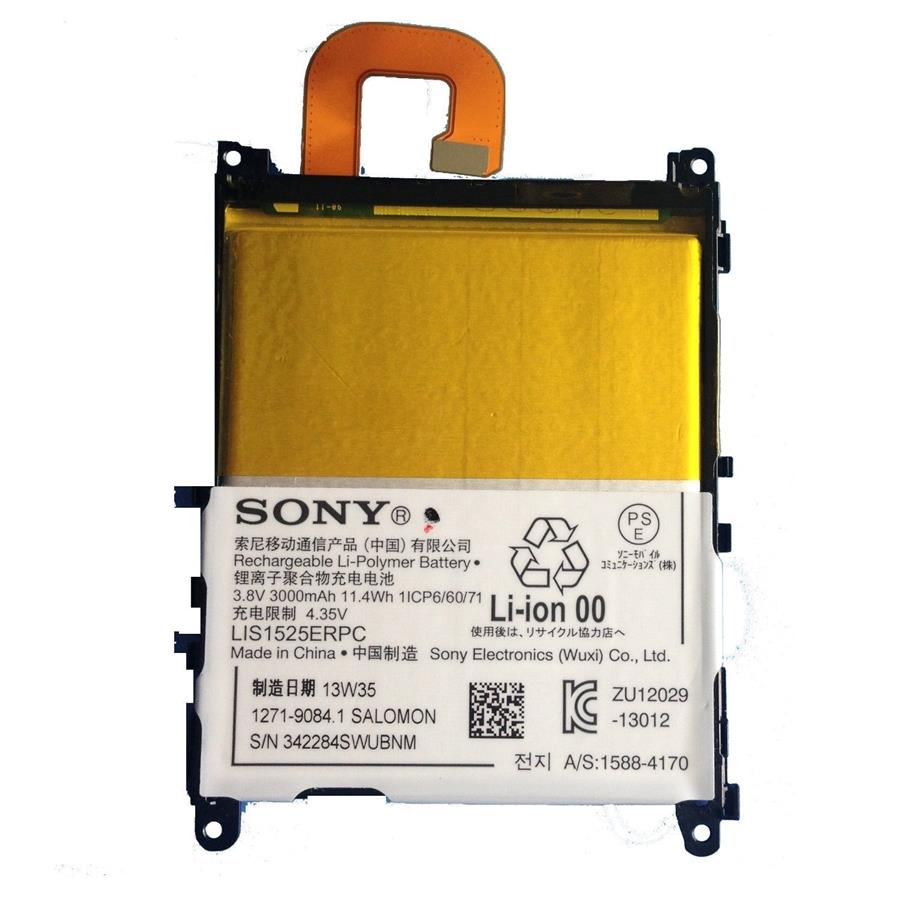Original Sony Xperia Z1 C6902 C6903 L39h Battery Replacement 3000mAh
