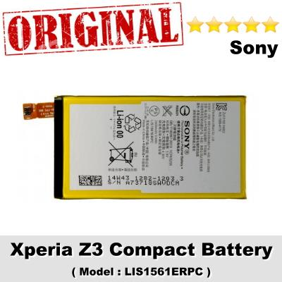 Original Sony Xperia Z3 Compact Battery LIS1561ERPC Battery 1Year WRT
