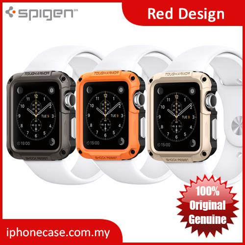 Original Spigen Apple Watch Case Tough Armor 42mm for Version 1 & 2. ‹ ›