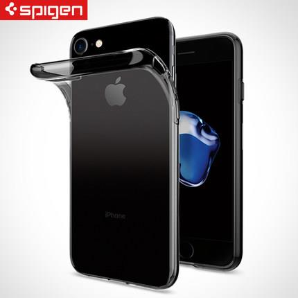 online store 87457 1dd20 Original Spigen iphone 7 8 plus Liquid Crystal Clear Case Cover Casing
