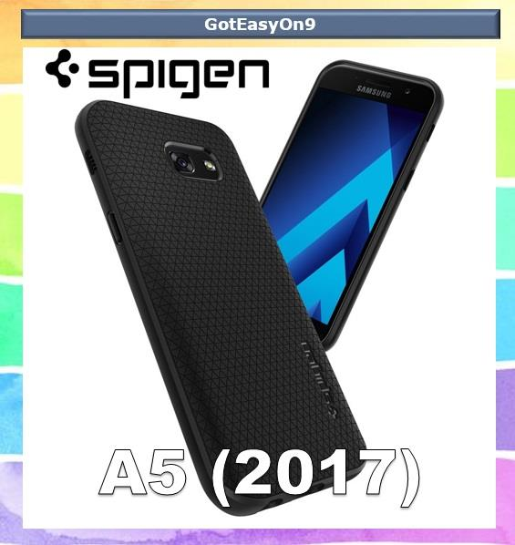 quality design 243b0 fb3df [Original] SPIGEN Liquid Air case for Samsung A5 (2017)