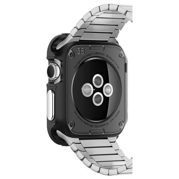 cheaper 6a5c0 95565 ORIGINAL Spigen Rugged Armor Case for Apple Watch Series 3/2/1