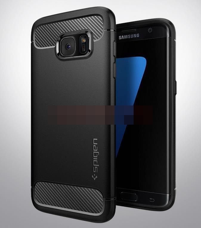 Original Spigen Samsung Galaxy S8 Plus Rugged Armor Case Cover Casing