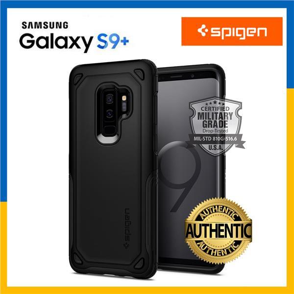 more photos 07876 43fc1 ORIGINAL SPIGEN Samsung Galaxy S9 Plus Hybrid Armor Phone Case Cover