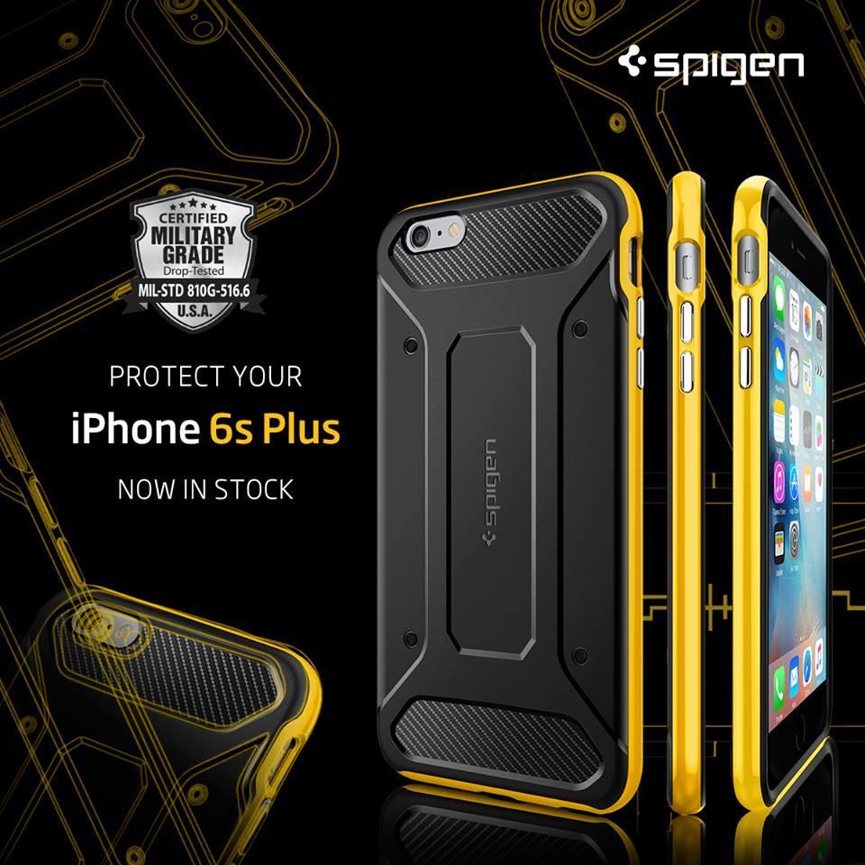 custodia spigen iphone 6s plus