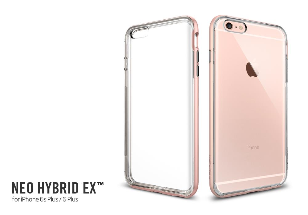 hot sale online 3de85 febb9 Original Spigen SGP Neo Hybrid EX Case Apple iPhone 6S PLUS / 6 PLUS