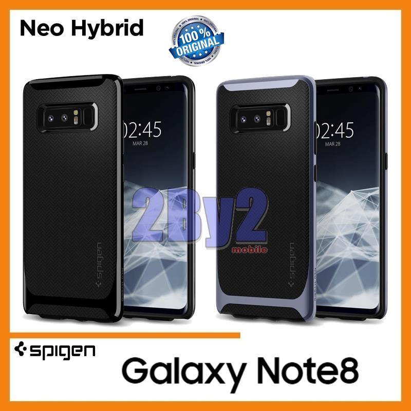detailed look ee0fe 68715 Original SPIGEN SGP Neo Hybrid Galaxy Note 8 Note8 case cover