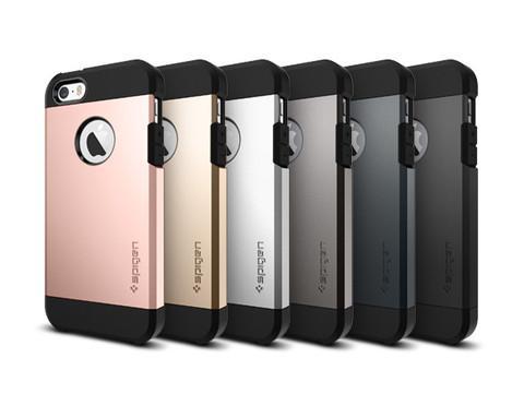 premium selection 9ed1f 8b0f1 Original SPIGEN SGP Tough Armor Case for iPhone SE / 5S / 5 + Wrty