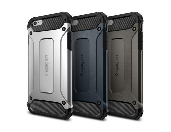 sale retailer d06af af9cc Original SPIGEN SGP Tough Armor TECH iPhone 6S PLUS / 6 PLUS +Wrty