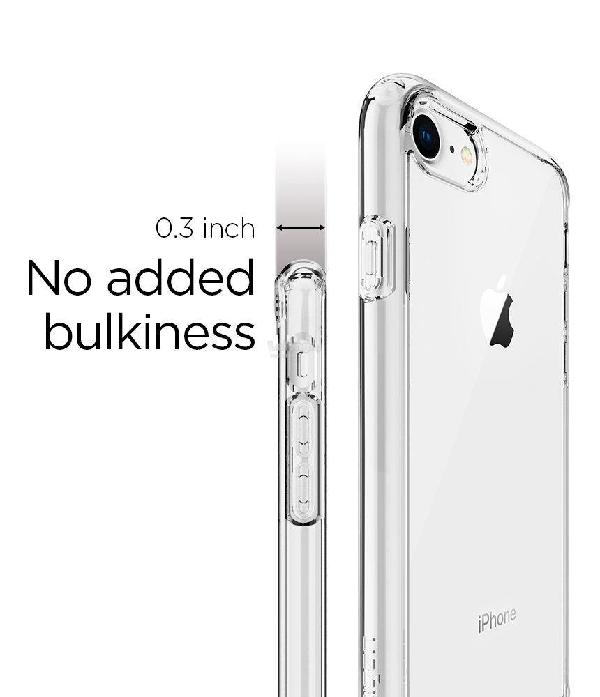 ... Original Spigen SGP Ultra Hybrid 2 Case Apple iPhone 8 Plus 7 Plus