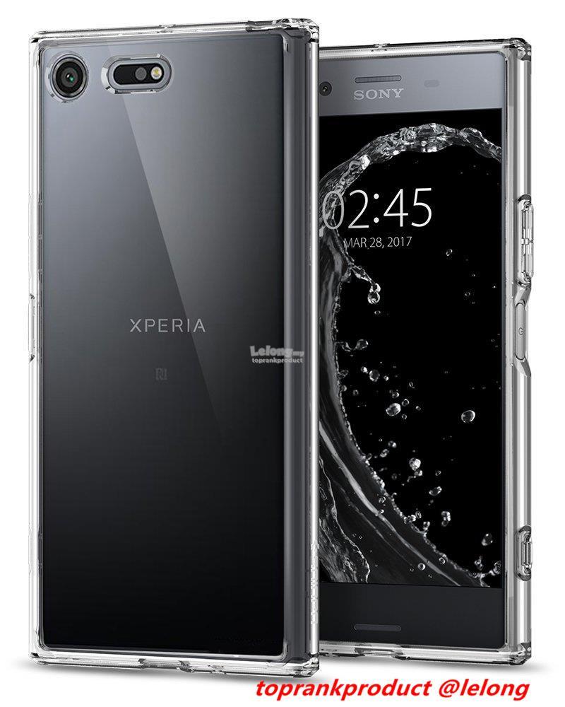 quality design 7bf76 95157 Original Spigen Sony Xperia XZ Premium Ultra Hybrid Case Cover Casing