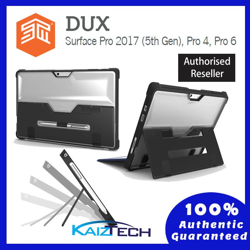 Original STM Dux Rugged Case for Microsoft Surface 2017/ Pro 4 / Surface  Pro 6