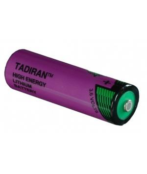 Original TADIRAN SL-360 AA 3.6V PLC Lithium Battery 2400mAH
