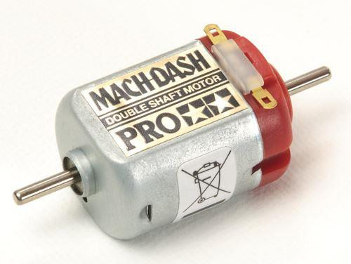 Original Tamiya Mach Dash Motor Pro Mini 4WD Pro 15433 Double Shaft