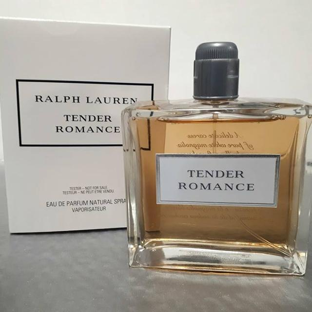600560fd1e ORIGINAL Tender Romance By Ralph Lauren 100ml EDP Tester Perfume
