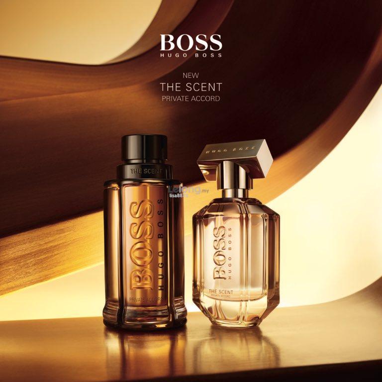 boss the scent private accord 100ml