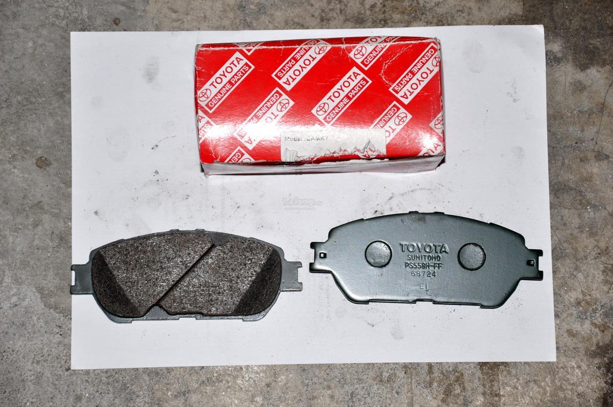 Toyota Brake Pads >> Original Toyota Brake Pad Wish Brake Pad Front Rear