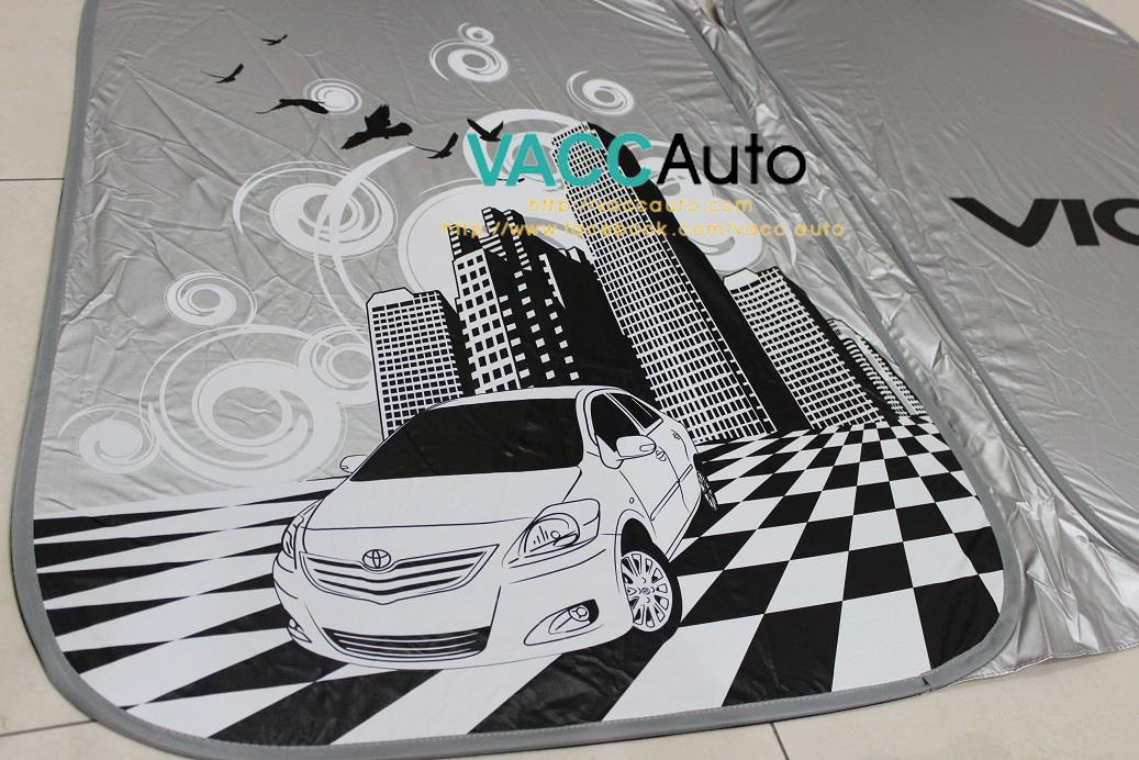 [Original] Toyota Vios (2nd Gen) Front Sunshade