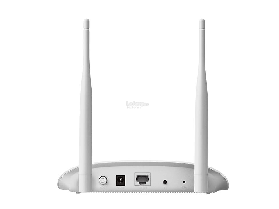 NEW & ORIGINAL TP-LINK 300Mbps WIRELESS N ACCESS POINT (TL-WA801ND)