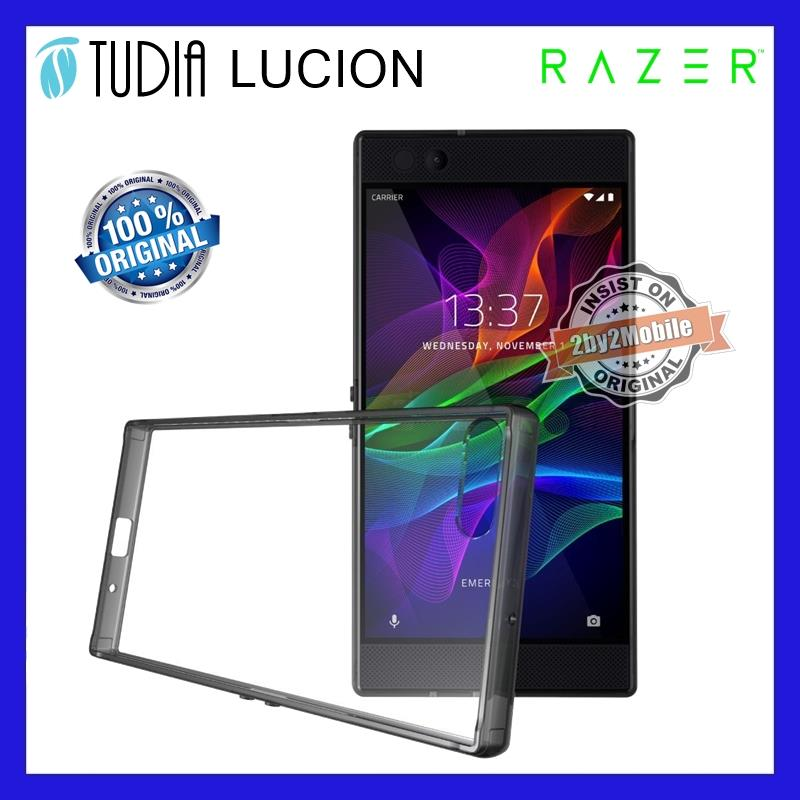 Original TUDIA Lucion Hybrid Razer Phone case cover (2017)
