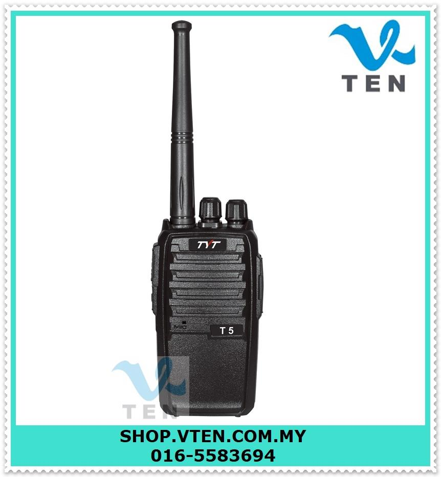 Original TYT T5 400-520MHZ UHF 7W Walkie Talkie