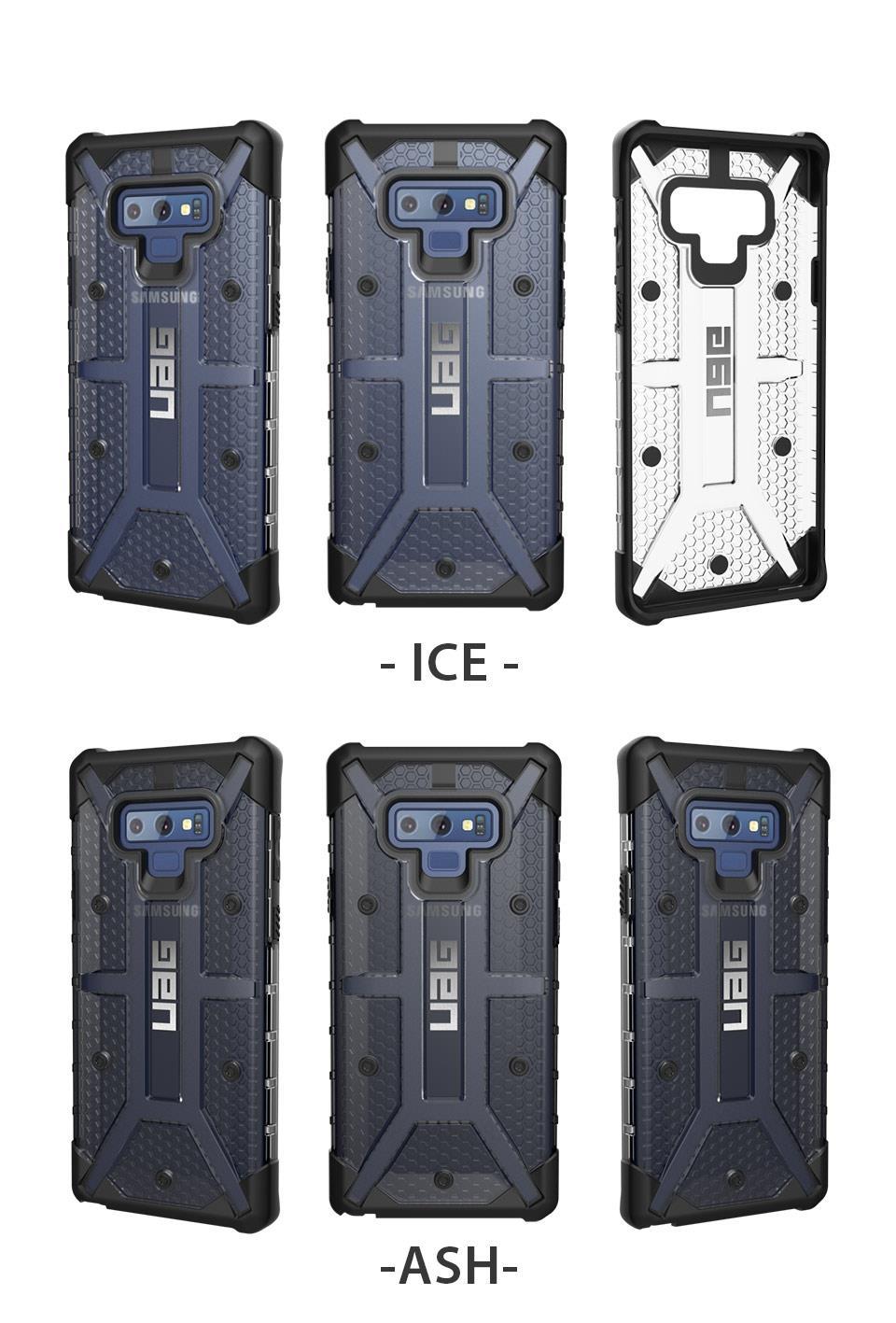 new product 1b7c3 a233d Original UAG Urban Armor Gear Plasma Case Samsung Galaxy Note 9