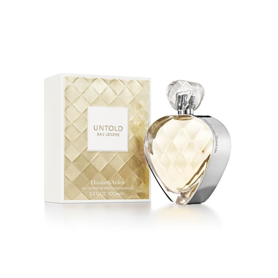 ORIGINAL Untold Eau Legere by Elizabeth Arden (W) EDT Spray 100ml