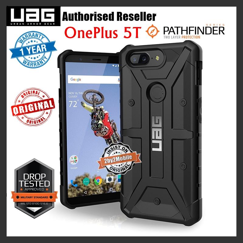 Original Urban Armor Gear UAG Pathfinder OnePlus 5T case cover