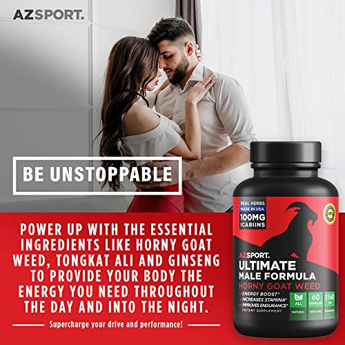 *Original* From USA AZS Premium Male Enhancing Pills [10X Strength] - Increase