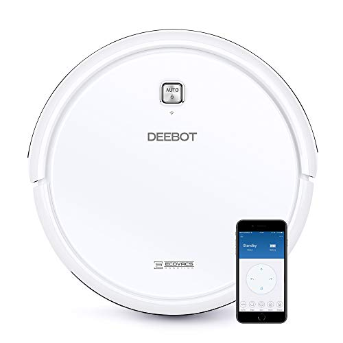 *Original* From USA DEEBOT N79W+ Robotic Vacuum Cleaner with Max Power Suction