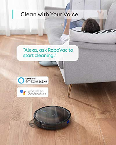 *Original* From USA eufy by Anker, BoostIQ RoboVac 30C MAX, Robot Vacuum Clean
