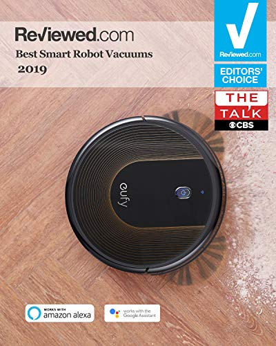 *Original* From USA eufy by Anker, BoostIQ RoboVac 30C, Robot Vacuum Cleaner,