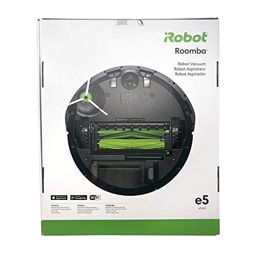 *Original* From USA iRobot Roomba e5 5134 Wi-Fi Connected Robot Vacuum