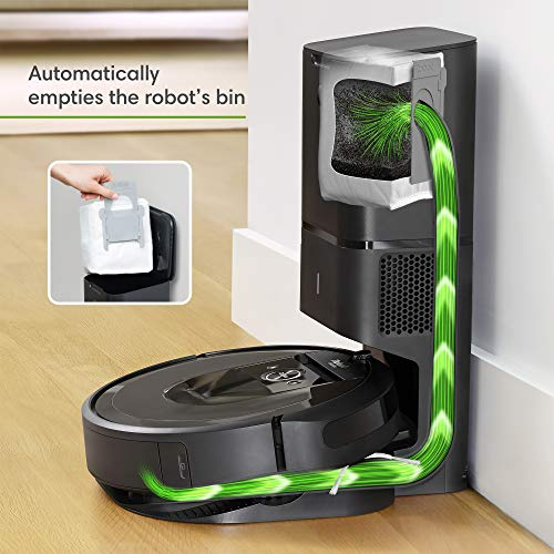 *Original* From USA iRobot Roomba i7+ (7550) Robot Vacuum with Automatic Dirt