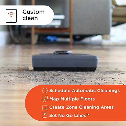 *Original* From USA Neato Robotics D4 Laser Guided Smart Robot Vacuum - Wi-Fi