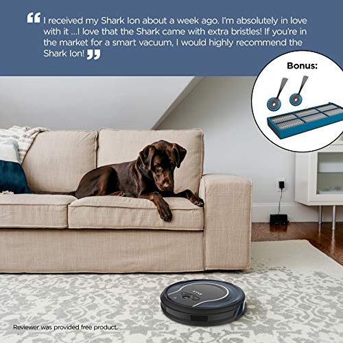 *Original* From USA Shark ION Robot Vacuum R76 with Wi-Fi and Voice Control, 0