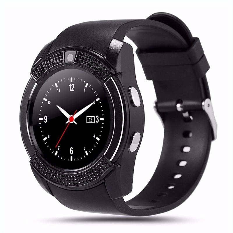 Original V8 Smart Watch Sport Watch Android Support TF SIM Smartwatch