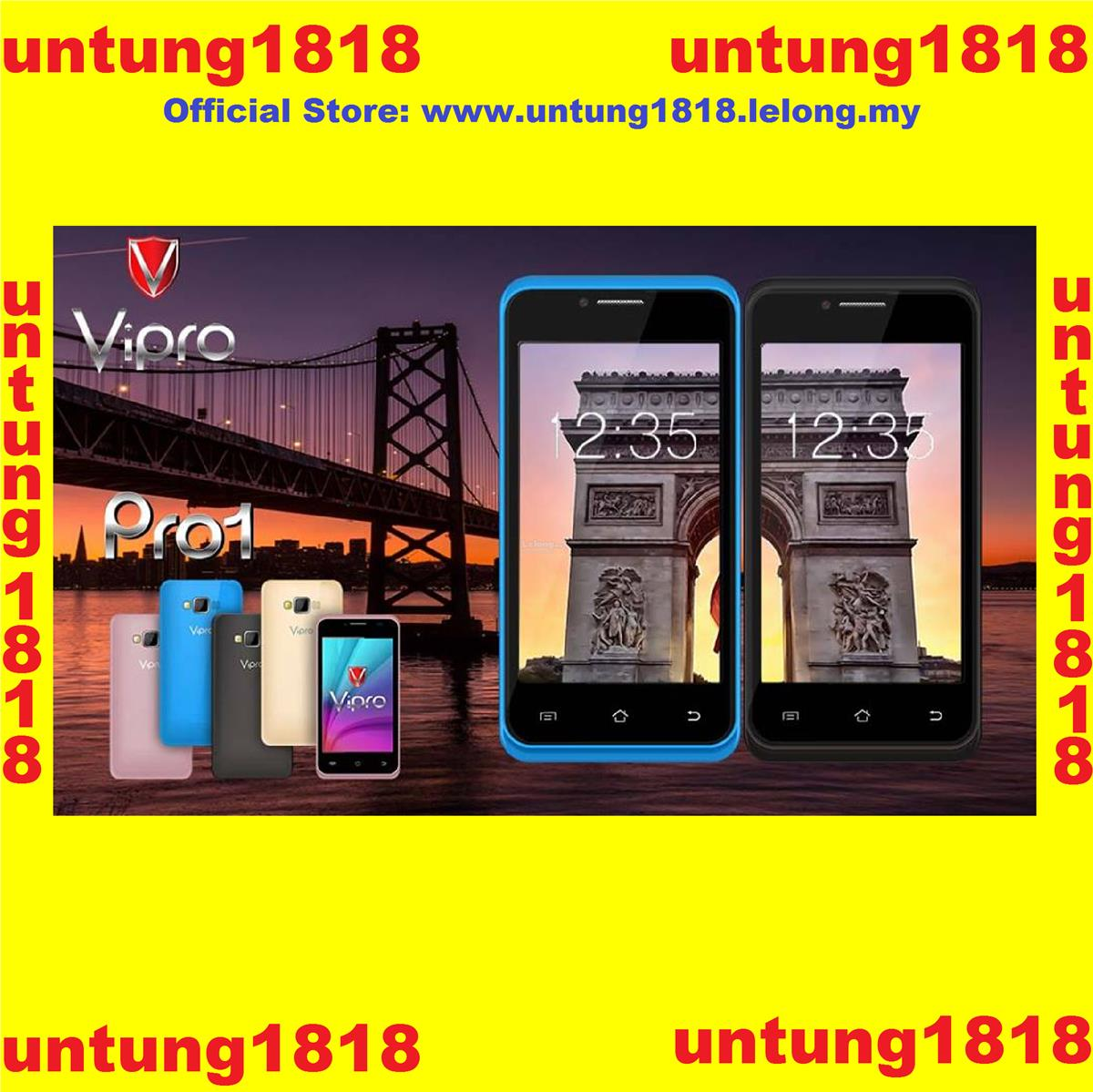 Original ViPro Malaysia..ViPro Pro 1 Android Smartphone