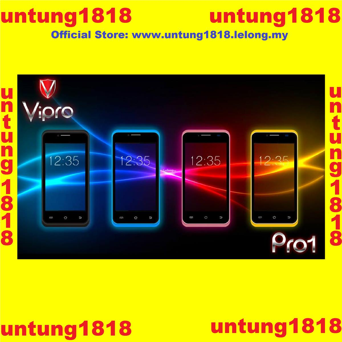 ORIGINAL..ViPro Pro 1 Android Smartphone
