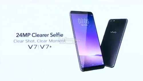 (ORIGINAL) VIVO Msia Vivo V7 Plus V7+ 24MP 64GB