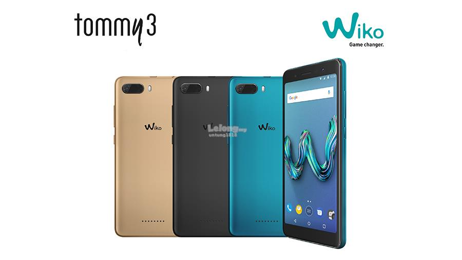 (ORIGINAL) WIKO TOMMY 3 16GB 4G LTE