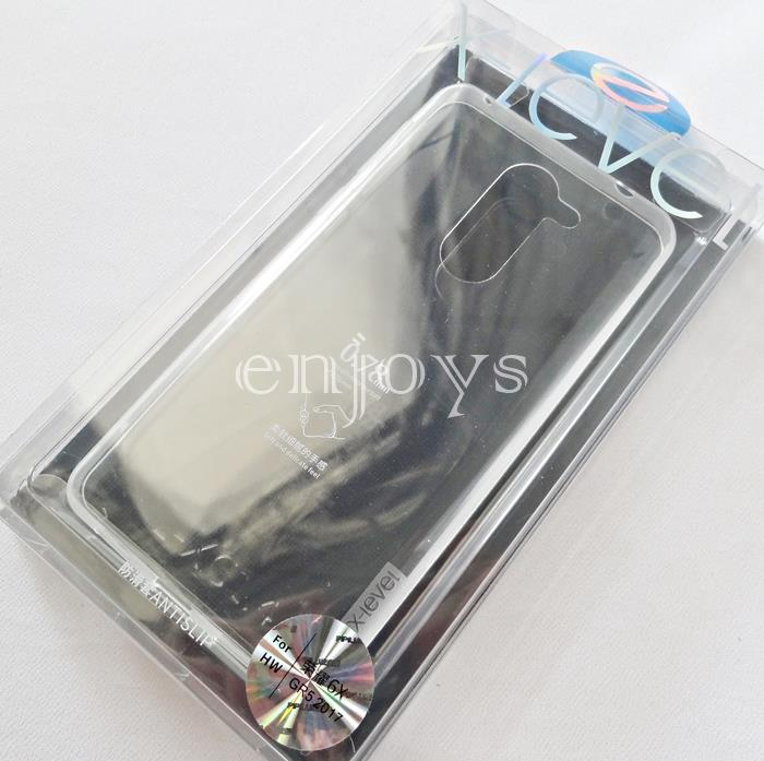 ORIGINAL X-level Anti Slip Silicon TPU Case Huawei Honor 6X / GR5 2017