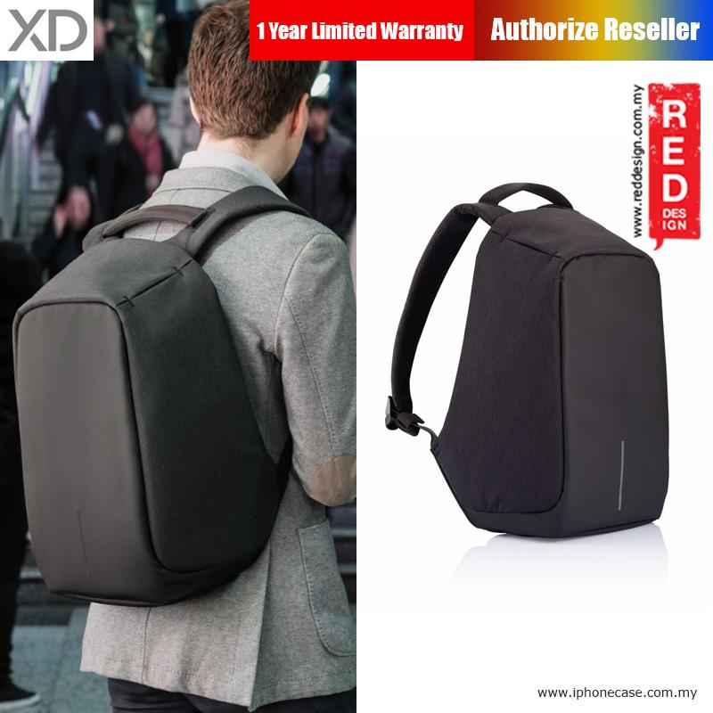 Original XD Design Bobby Anti Theft Backpack - Black. ‹ ›