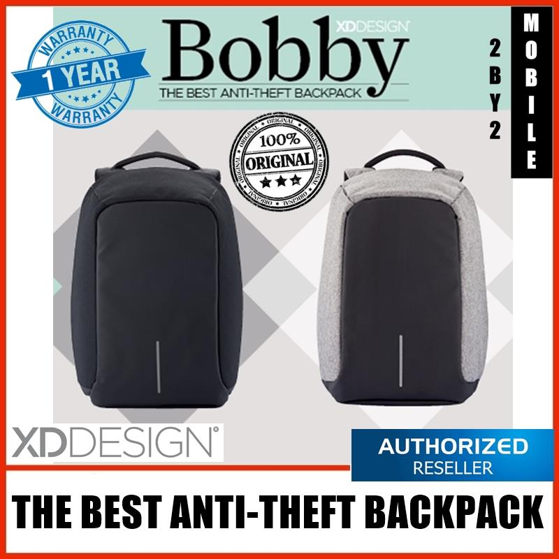 ORIGINAL XD DESIGN XDDESIGN BOBBY THE BEST ANTI THEFT BACKPACK BAG. ‹ ›