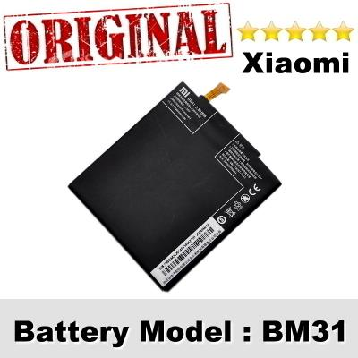 Original Xiaomi MI-3 M3 Mi3 Battery Model BM31 Battery 1 Year Warranty