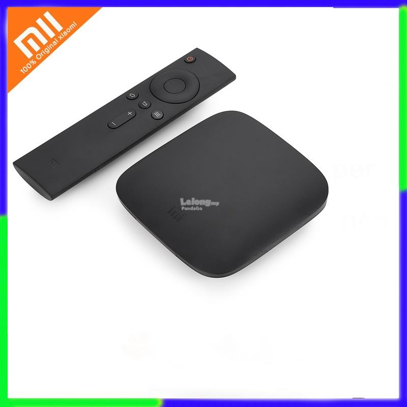 Original Xiaomi Mi 3C Smart TV Box Android 5.0 4K Quad Core Set-Top