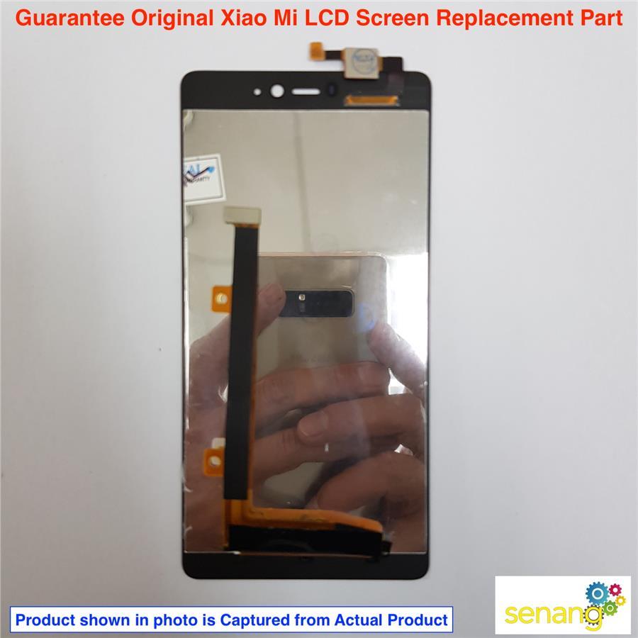 Original XiaoMi Mi 4i LCD Screen Replacement Part (Black): Best Price in  Malaysia